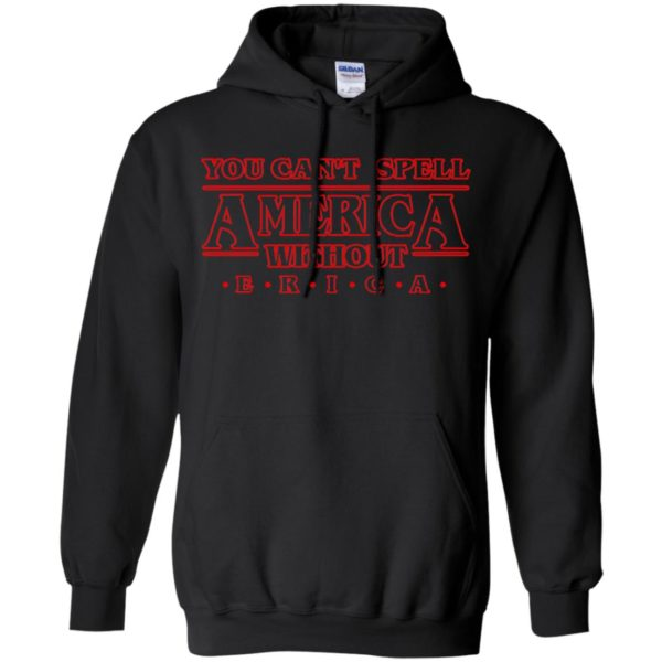 You Cant Spell America Without Erica Stranger Things 5