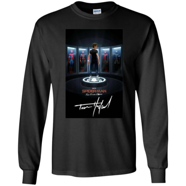 Spider-man Far From Home Poster Signature 3