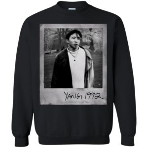 Throwback 1992 Andrew Yang 18