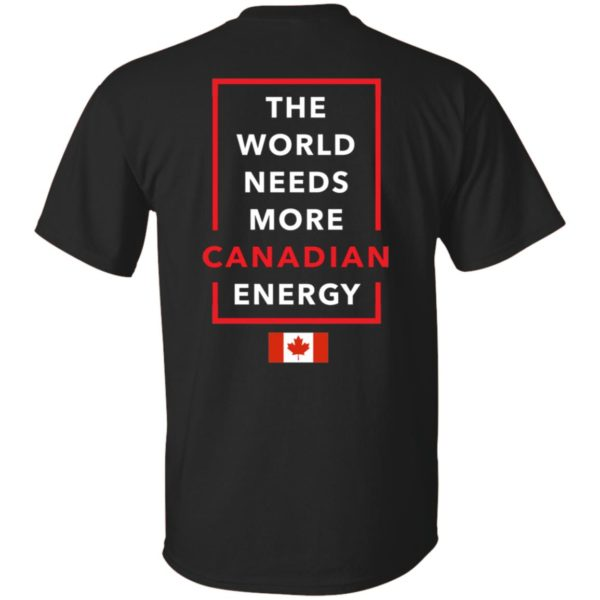 I Love Canada Oil And Gas The World Needs More Canadian Energy 2
