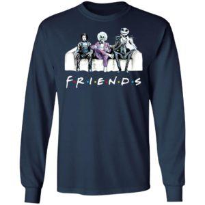 Friends Tv show Beetlejuice Edward Scissorhands Jack Skellington 13