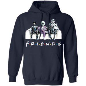 Friends Tv show Beetlejuice Edward Scissorhands Jack Skellington 15