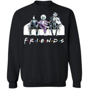 Friends Tv show Beetlejuice Edward Scissorhands Jack Skellington 16
