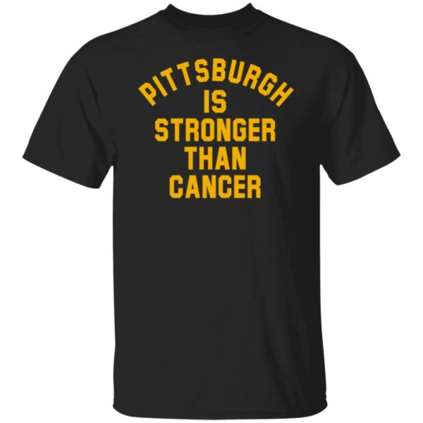 Pittsburgh Is Stronger Than Cancer 1