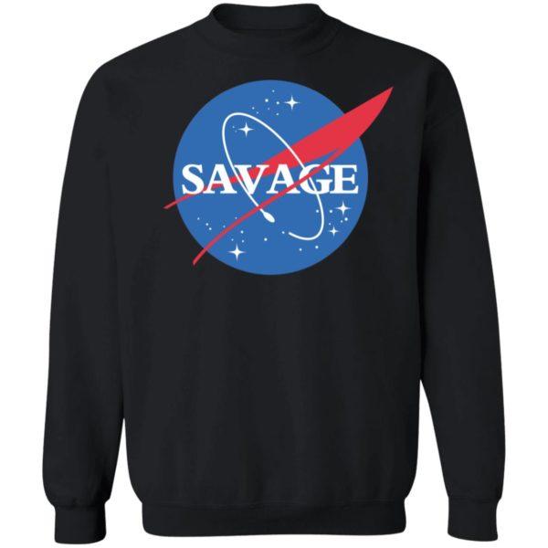 Savage Meatball Nasa 9