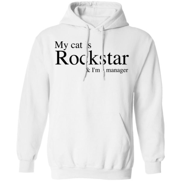 My Cat Is Rockstar and I'm A Manager 8